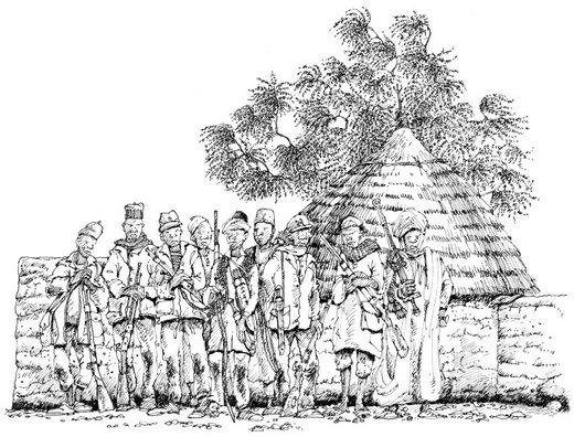 village voleurs