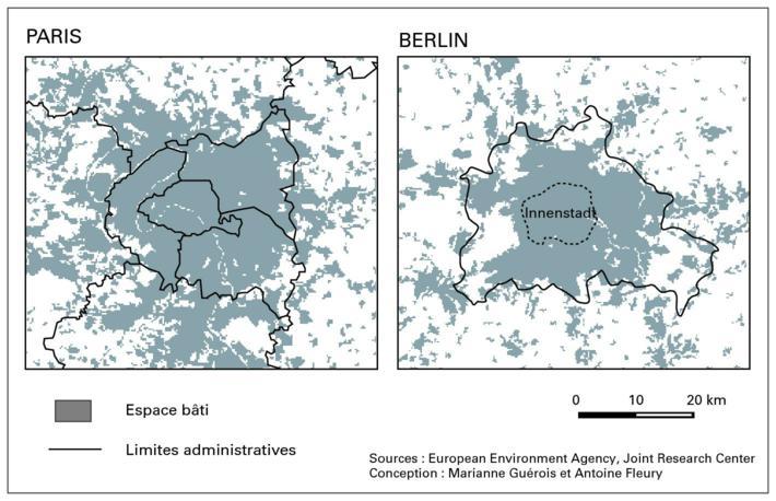 Espaces publics et environnement dans les politiques for Les espaces publics urbains