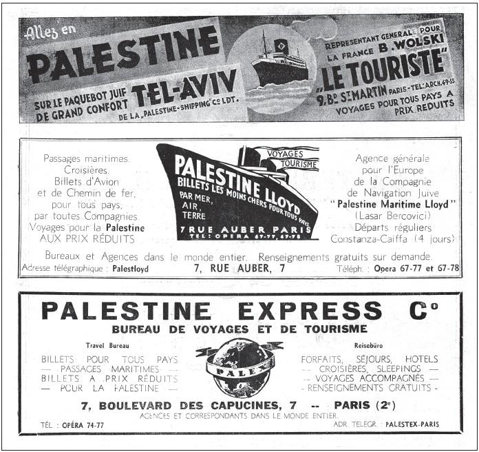 L'émigration de France vers la Palestine (1880-1940) | Cairn.info