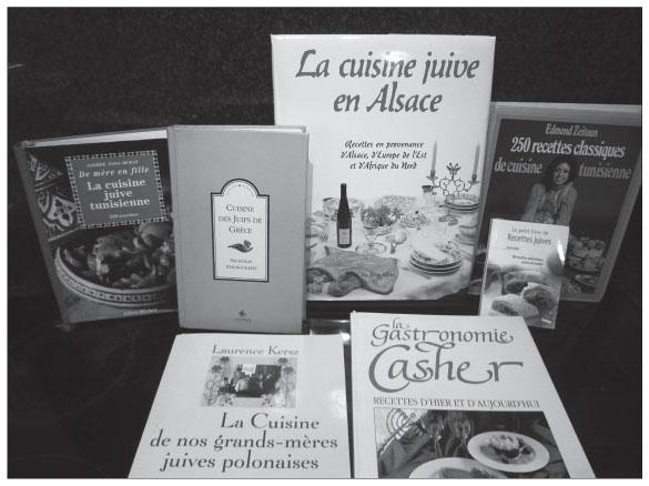 les livres de cuisine juive : à la recherche d'un monde perdu ... - Cours De Cuisine Cacher
