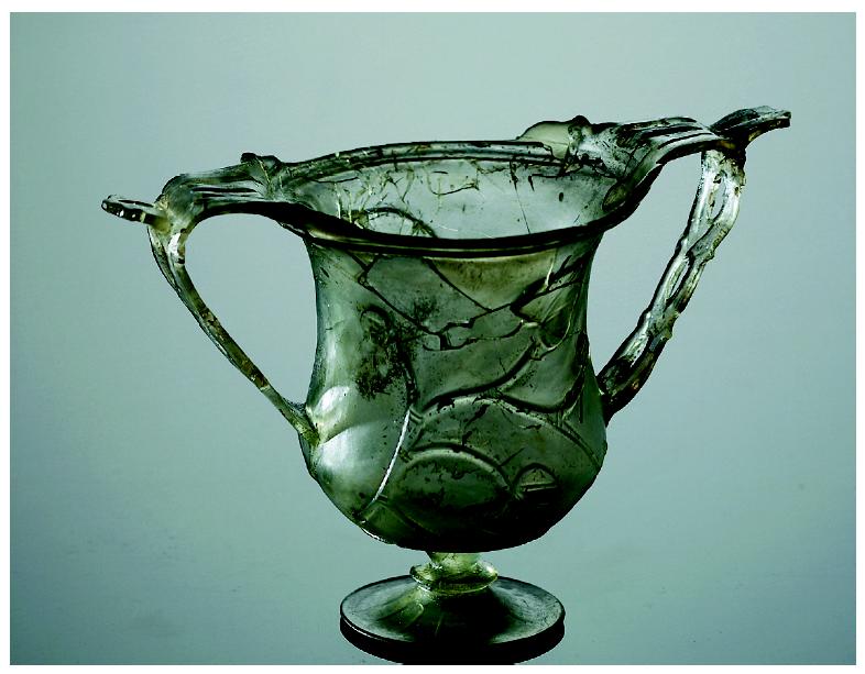 datant antique verres à boire