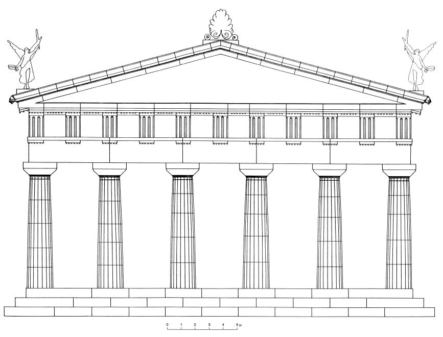Bulletin analytique d 39 architecture du monde grec for Architecture grec