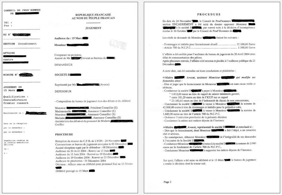 Le Monde Du Travail Comme Jugement Et Representation Cairn Info