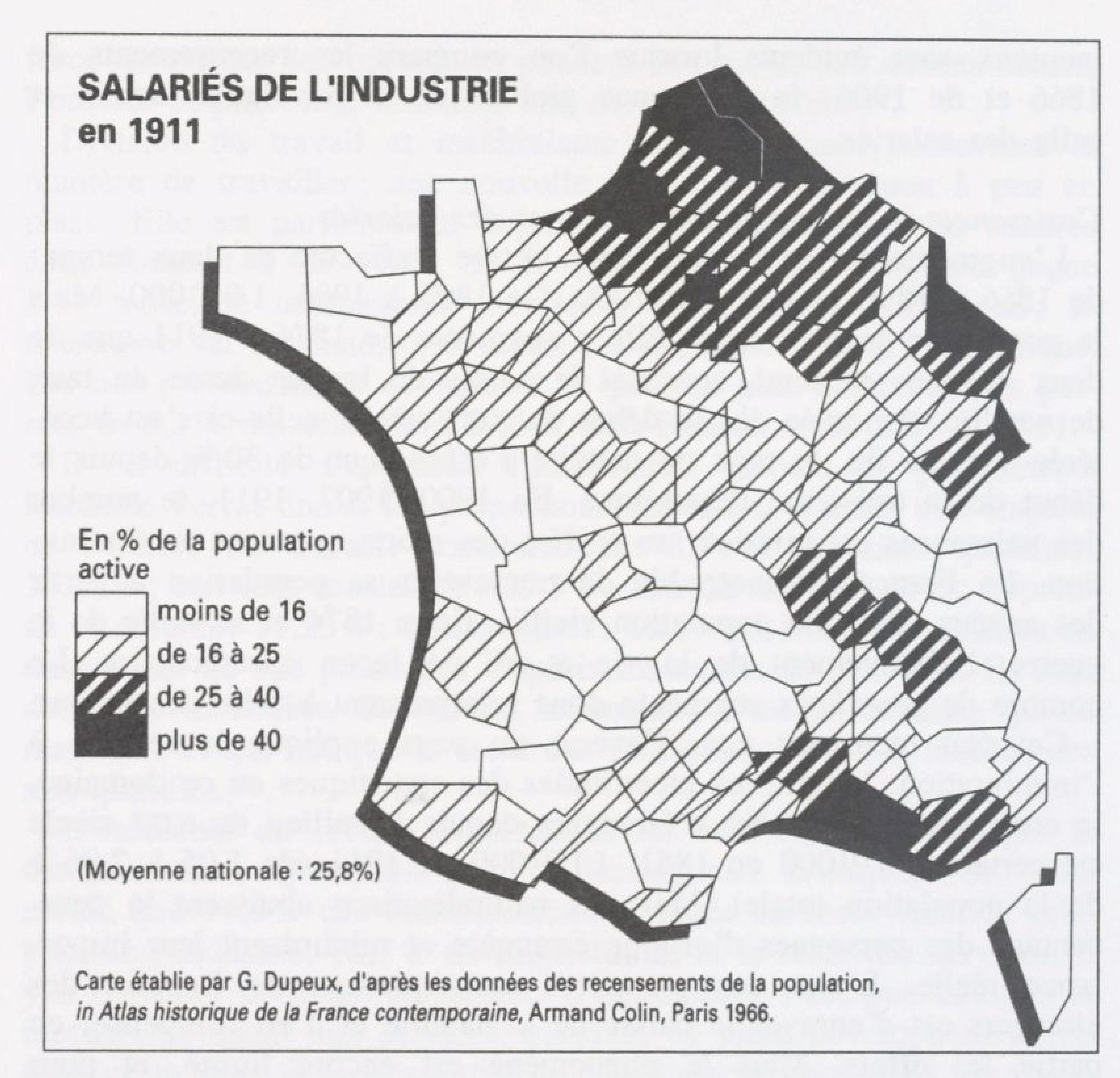 1c4def9e796f5 Chapitre I. Les salariés et les ouvriers dans la société française ...