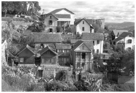 H ritage reconnu patrimoine menac la maison for Maison traditionnelle malgache