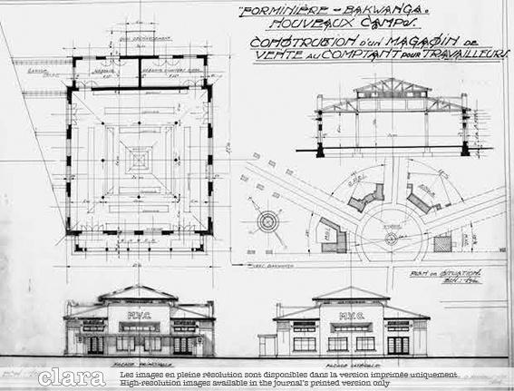Larchitecte Guillaume Serneels 1907 1970 De Son Fonds D