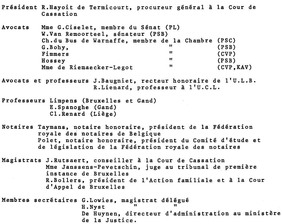 La Reforme Des Regimes Matrimoniaux Cairn Info