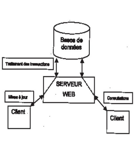 Un intranet documentaire au service de l 39 usager for Architecture client serveur