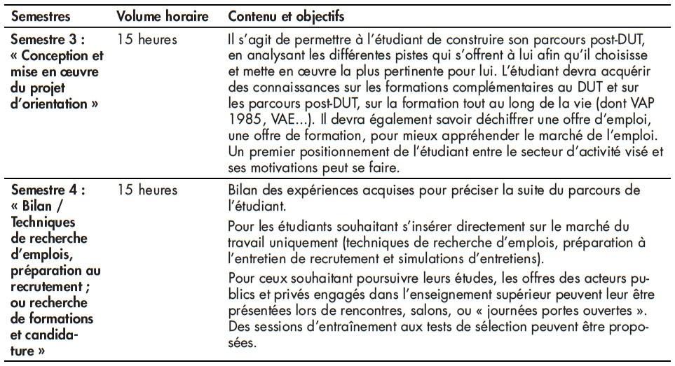 Introduction Le Projet Personnel Et Professionnel Ou Projet