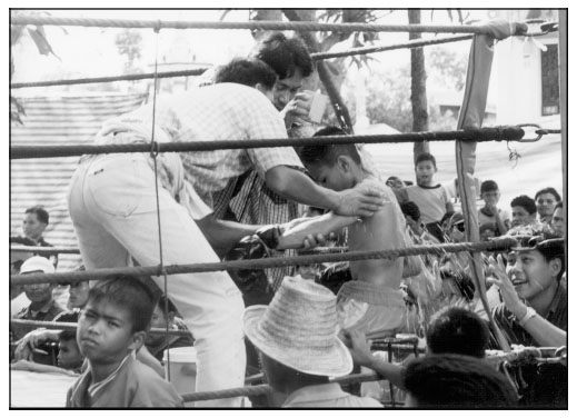 la boxe thailandaise 1 histoire et pratique
