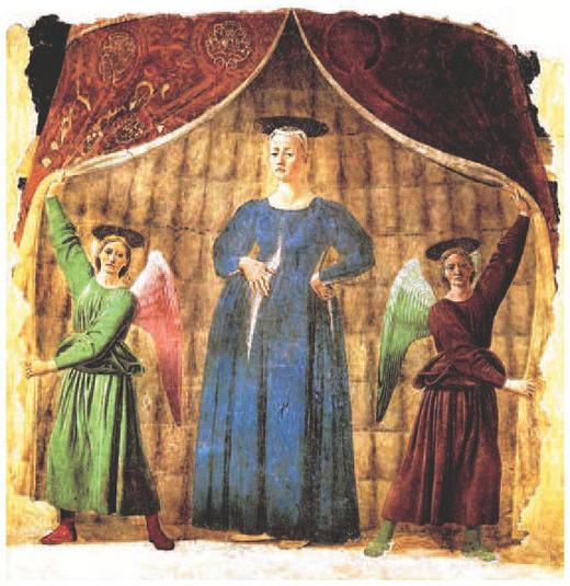 A Mathematician's Art Piero della Francesca