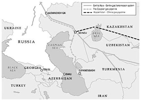 EU-Central Asia Relations in the Energy Sector with a Special Focus