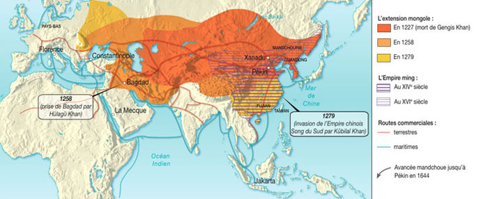 Carte Chine Ming.La Chine Matrice Du Monde Moderne Cairn Info