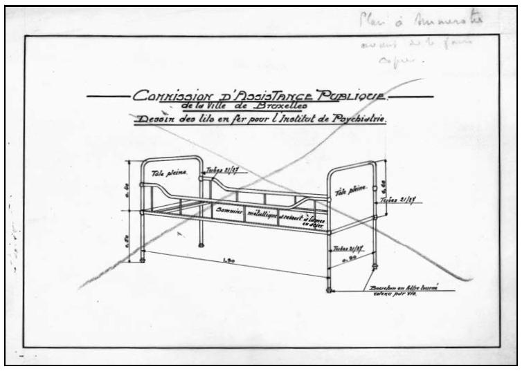 Plan d un lit photos de conception de maison for Construire un lit escamotable
