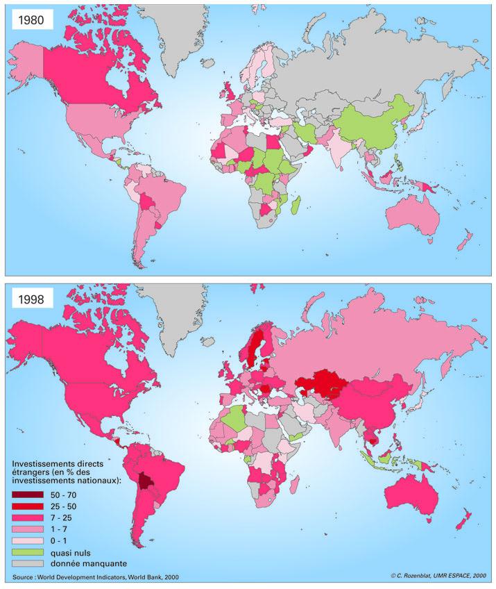 Les Entreprises Multinationales Un Processus Urbain Dans