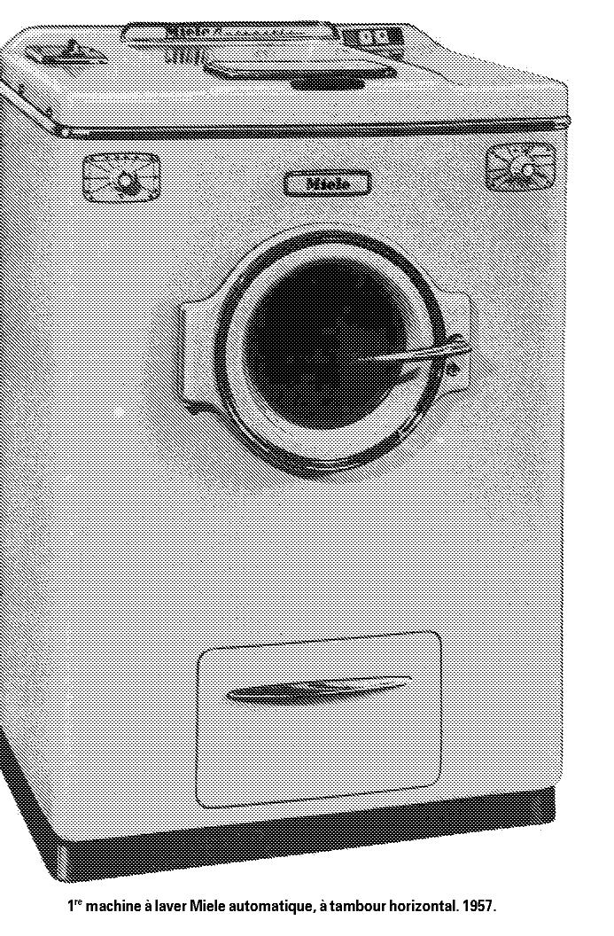 L 39 influence des structures industrielles sur la conception - Premiere machine a laver ...