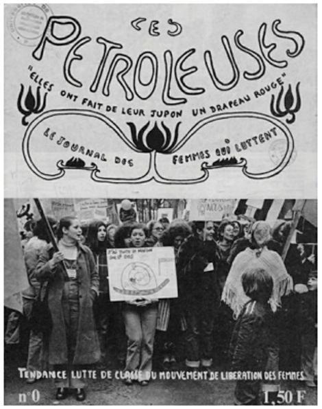 """Résultat de recherche d'images pour """"journal des femmes les petroleuses"""""""