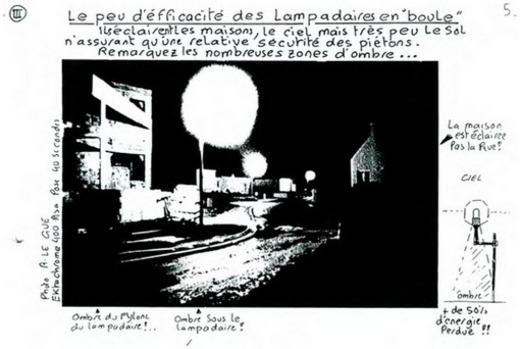 cffad530f4 Extrait d'une documentation de sensibilisation produite par les défenseurs  du nocturne
