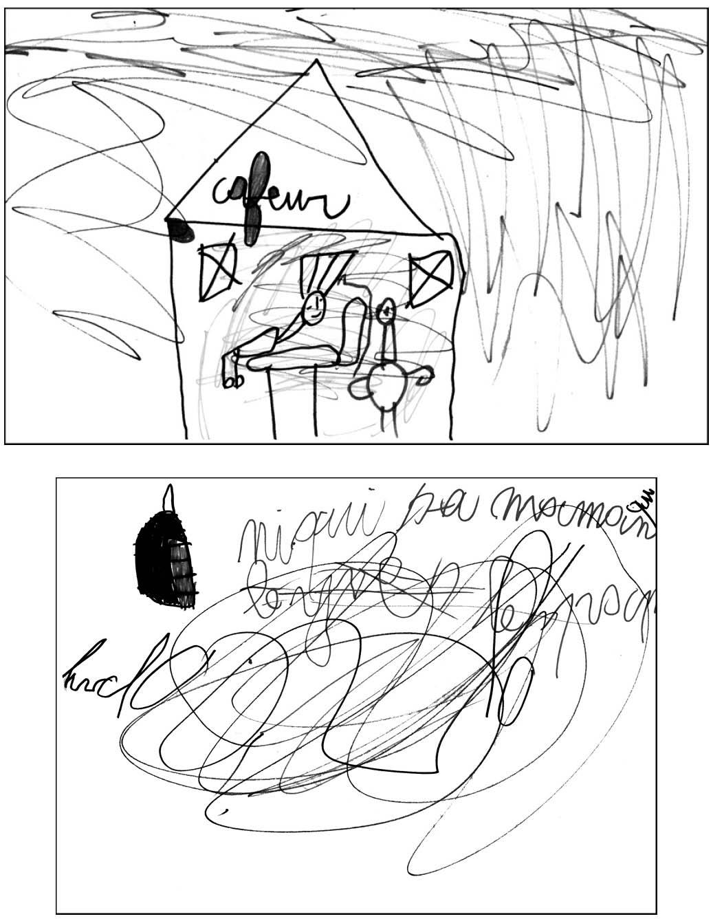 Dessin D Une Chambre D Enfant expression graphique et traitement de la violence en