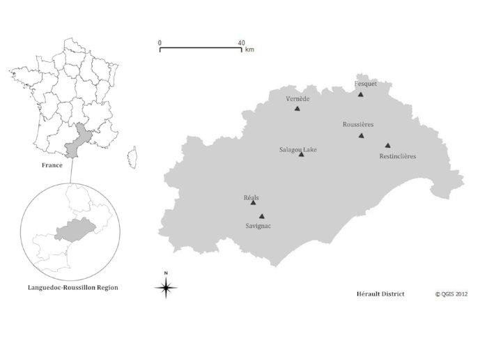 Recreation demand analysis of sensitive natural areas from