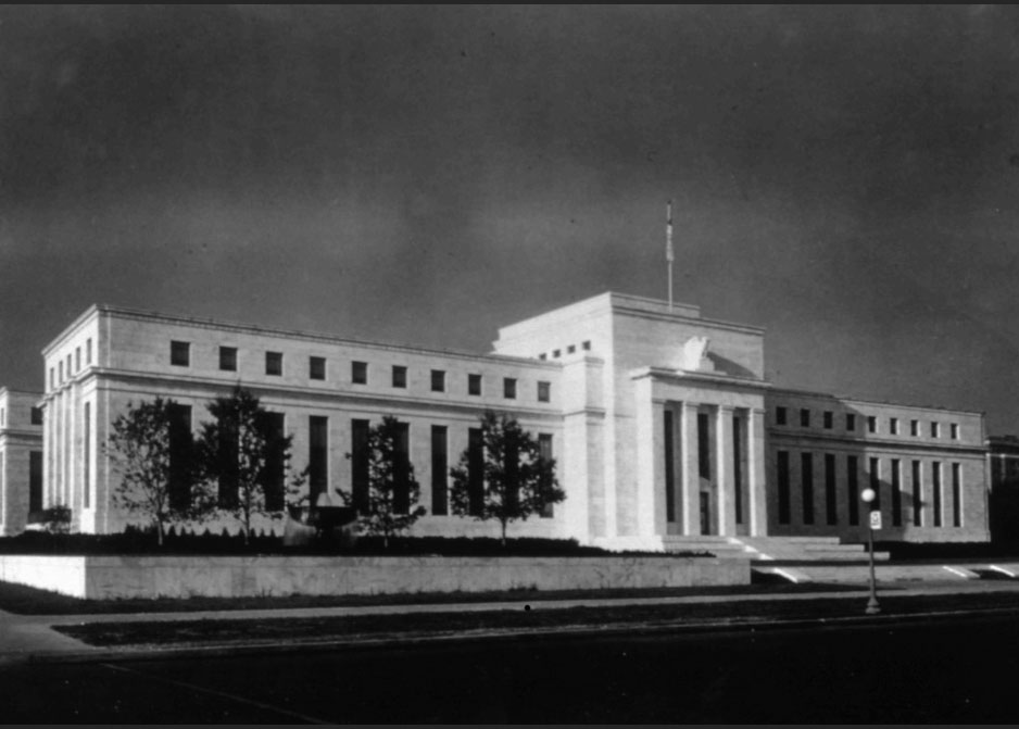 Paul Cret And The Federal Reserve Board Building A Case Study In