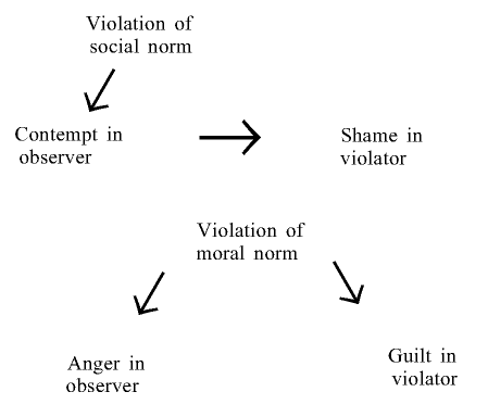 social norm violation essays Field experiment: violation of a social norm in this project, we were asked to violate a social norm in a public setting and make observations on what we saw and how people respond the social norm that i chose to violate was simply that of common courtesy.