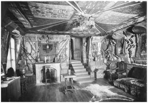 Les ateliers d 39 artistes et leurs voisinages for Interieur 19eme siecle