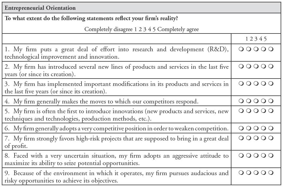 A practice-based typology of sustainable SMEs: development of a ...