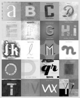 Alphabet rencontres idées u