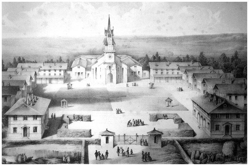 Une visite mettray par l 39 image l 39 album de gravures de for La colonia penitenciaria