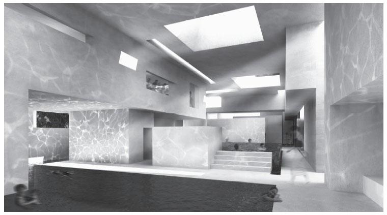 La repr sentation des ambiances dans le projet d for Projet d architecture