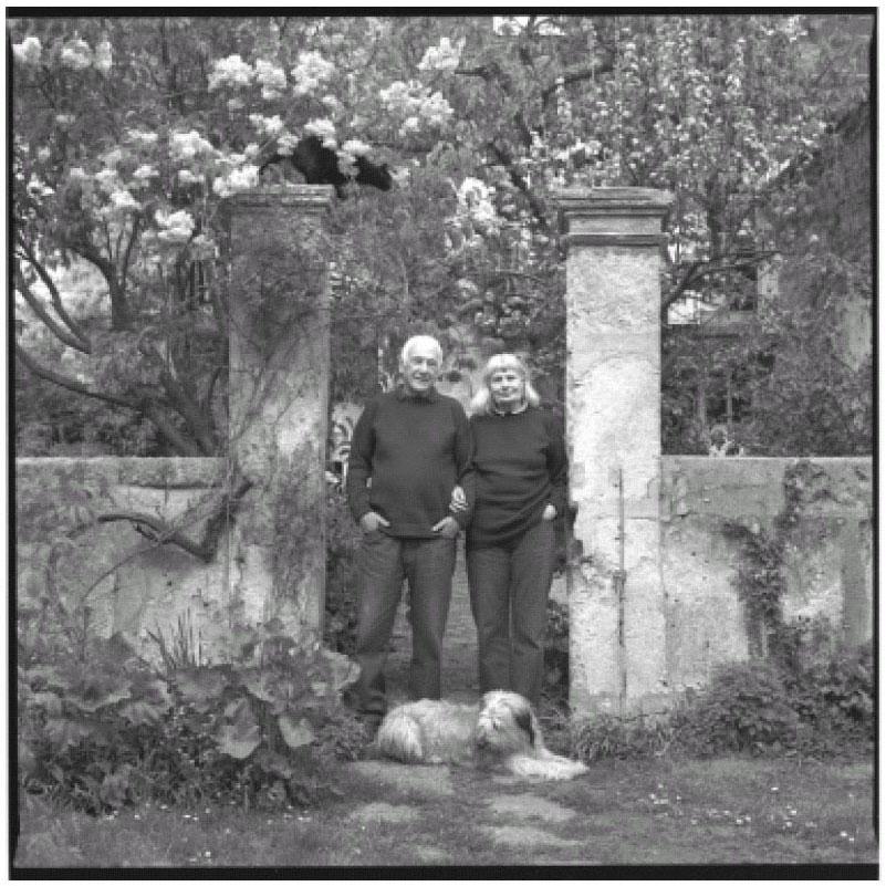 Hommage andr fran ois for Jardin grisy les platres