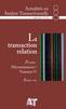couverture de La transaction relation