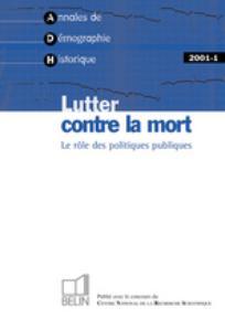Annales de démographie historique 2001/1