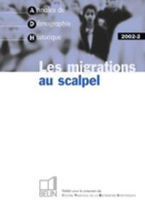 Annales de démographie historique 2002/2
