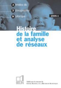 Annales de démographie historique 2005/1