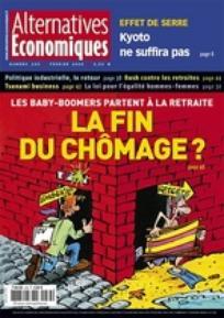 Alternatives économiques 2005/2