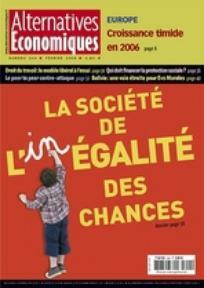 Alternatives économiques 2006/2