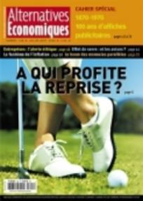Alternatives économiques 2006/7