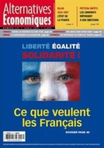 Alternatives économiques 2007/4