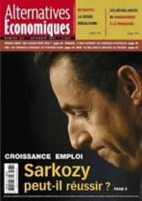 Alternatives économiques 2007/11