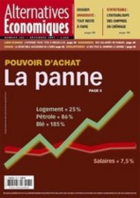 Alternatives économiques 2007/12