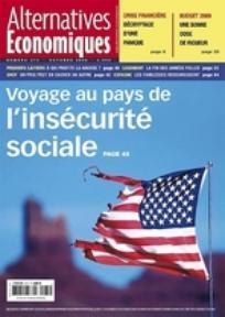 Alternatives économiques 2008/10