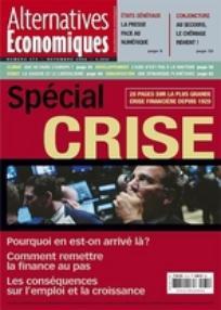 Alternatives économiques 2008/11