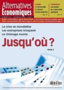Alternatives économiques 2008/12