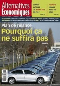 Alternatives économiques 2009/1