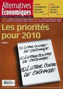 Alternatives économiques 2010/1