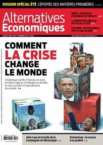 Alternatives économiques 2011/7