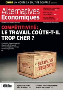Alternatives économiques 2012/11