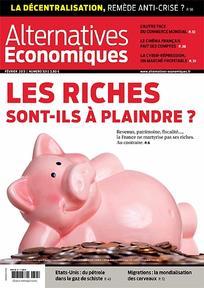 Alternatives économiques 2013/2